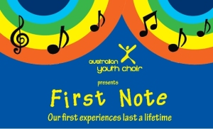FIRST NOTE LOGO